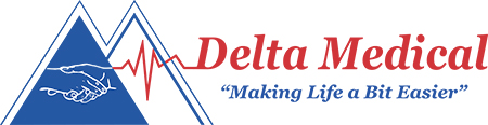 Delta Medical Supply logo